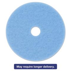 MMM59825 - 3M Sky Blue Hi-Performance Burnish Pad 3050