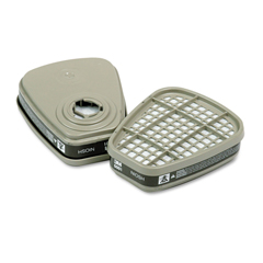 MMM6001 - 3M™ 6000 Series NIOSH Approved Respirator Cartridges