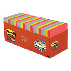 MMM65424SSANCP - Post-it® Pads in Marrakesh Colors