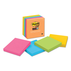MMM6545SSUC - Post-it® Pads in Rio de Janeiro Colors