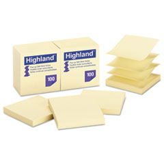 MMM6549PUY - Post-it® Memo Pad