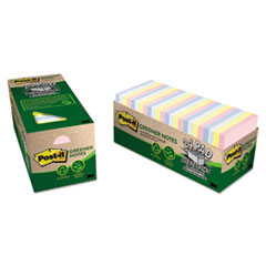 MMM654R24CPAP - Post-it® Original Recycled Notes