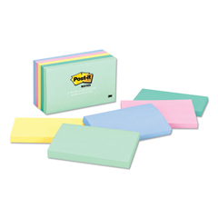 MMM655AST - Post-it® Original Pads in Marseille Colors