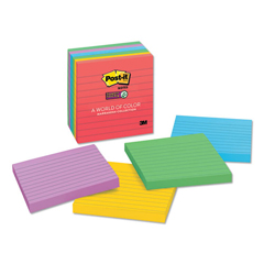 MMM6756SSAN - Post-it® Pads in Marrakesh Colors