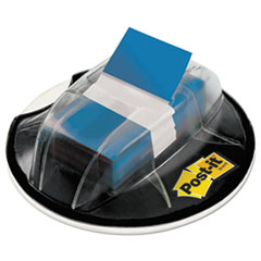 MMM680HVBE - Post-it® Flags in a Desk Grip Dispenser