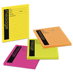 MMM76794SS - Post-it® Super Sticky Self-Stick Message Pad