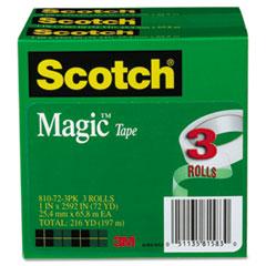 MMM810723PK - Scotch® Magic™ Office Tape