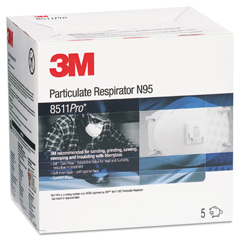 MMM8511PRO - 3M™ N95 Particulate Respirator 8511PRO
