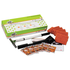 MMM85793 - Scotch-Brite™ Quick Clean Griddle Cleaning System Starter Kit