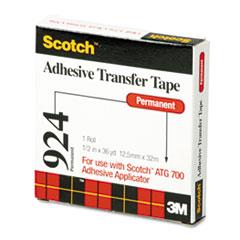 MMM92412 - Scotch® Adhesive Transfer Tape