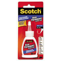 MMMADH669 - Scotch® Super Glue with Precision Applicator