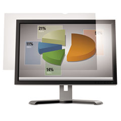 MMMAG230W9 - 3M™ Anti-Glare Flatscreen Frameless Monitor Filter