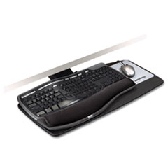 MMMAKT60LE - 3M Knob Adjust Keyboard Tray with Standard Platform