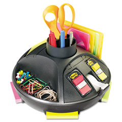 MMMC91 - Post-it® Rotary Desk Organizer