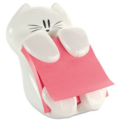 MMMCAT330 - Post-it® Pop-up Note Dispenser Cat Shape