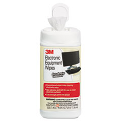 MMMCL610 - 3M Electronic Equipment Cleaning Wipes