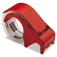 MMMDP300RD - Scotch® Compact and Quick Loading Dispenser for Box Sealing Tape