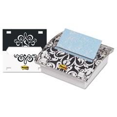 MMMDS330BWB - Post-it® Pop-up Notes Pop-up Dispenser with Designer Insert