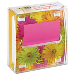 MMMDS330LSP - Post-it® Pop-up Notes Dispenser with Designer Insert