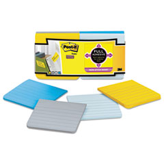 MMMF33012SSAL - Post-it® Full Adhesive Notes