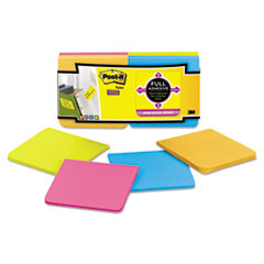 MMMF33012SSAU - Post-it® Full Adhesive Notes
