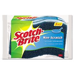 MMMMP3 - Scotch-Brite™ Non-Scratch Multi-Purpose Scrub Sponge