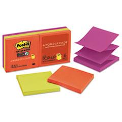 MMMR3306SSAN - Post-it® Pop-up Notes Super Sticky Pop-up Note Refills