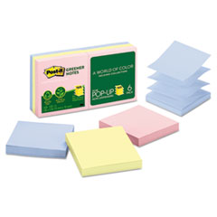 MMMR330RP6AP - Post-it® Recycled Pop-Up Notes Refill
