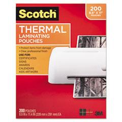 MMMTP385420 - Scotch® Laminating Pouches