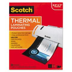 MMMTP385450 - Scotch® Laminating Pouches