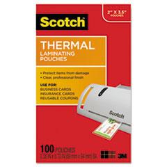 MMMTP5851100 - Scotch® Laminating Pouches