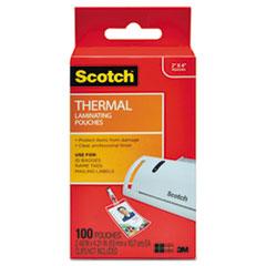 MMMTP5852100 - Scotch® Laminating Pouches