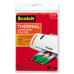 MMMTP590320 - Scotch® Laminating Pouches