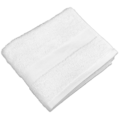 MNBADML-1627-3 - Monarch Brands - Admiral Collection 3lb Bath Towel with Cam Border, 16 x 27