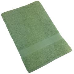 MNBBEACH - GREEN - Monarch Brands - 36 x 68 15LB Beach Towel, Green, 1 Dozen