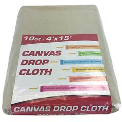 MNBDROP-4X15-10 - Monarch Brands - Drop Cloth, 4 ft. x 15 ft, Heavyweight, Runner