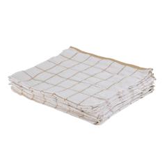 MNBKT-TAN - Monarch BrandsKitchen Towels, Tan, 15 x 25, 1 Dozen