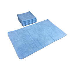 MNBM915105B - Monarch BrandsSmart Choice™ Microfiber Blue 80 Gram Hand Towels, 16 x 27, 1 Dozen