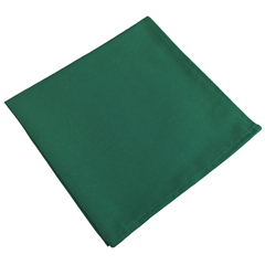 MNBNAP-GREEN-SPUN - Monarch Brands - Green Spun Poly Napkins, 20 x 20