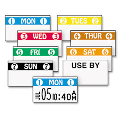 MNK925204 - Monarch® FreshMarx® Freezx® Color Coded Labels