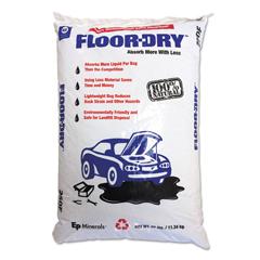 MOL9825 - Floor-Dry™ DE Premium Oil Absorbent