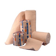 MON03322000 - McKessonElastic Bandage Medi-Pak® Elastic Knit 2 Inch X 5 Yard NonSterile, 10EA/BX