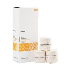 MON03322005 - McKessonElastic Bandage Medi-Pak® Elastic Knit 2 Inch X 5 Yard NonSterile, 10EA/BX, 5BX/CS