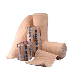 MON03342000 - McKessonElastic Bandage Medi-Pak® Elastic Knit 4 Inch X 5 Yard NonSterile, 10EA/BX