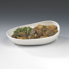 MON10007700 - MaddakSkidtrol® Scooper Dish with Non-Skid Base