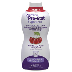 MON10122600 - NutriciaProstat Original Ready To Use Liquid Protein Supp 30 Oz Sf Wild Cherry