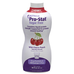 MON10122601 - NutriciaProstat Original Ready To Use Liquid Protein Supp 30 Oz Wild Cherry