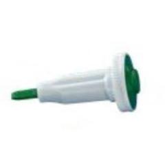 MON10142402 - Smiths Medical - Safety Lancet Saf-T-Lance Fixed Depth Lancet Needle 1.8 mm Depth 21 Gauge Spring-Loaded Trigger Button, 200EA/BX