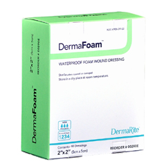 MON670774EA - Dermarite - DermaFoam® Foam Dressing (00290E)