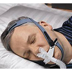 MON10366400 - RespironicsCPAP Mask OptiLife FitPak Nasal Pillows / Cradle Cushions Petite / Small / Medium / Large